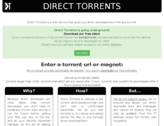 Direct Torrents