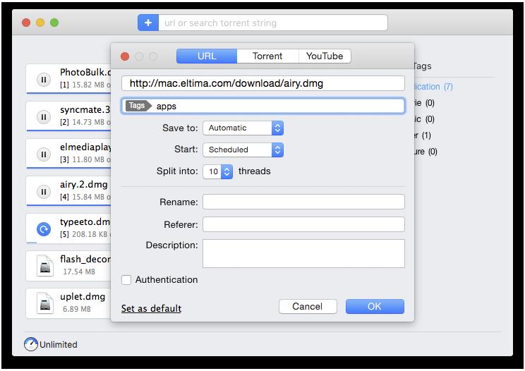 Best free download manager mac | 13 Free Internet Download